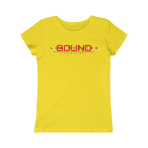 BOUND Sunflower (LA) Girls Princess Tee