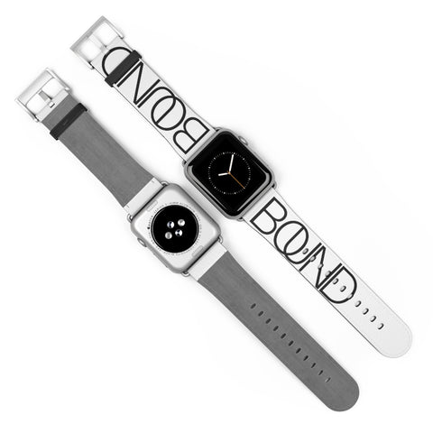 Limited Edition - Bound Simply Elegant Apple Watch Band (38mm and 42mm)