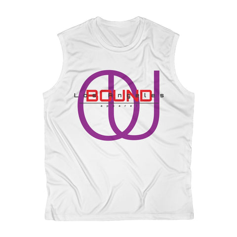 BOUND Ripped LA Men's Sleeveless Performance Tee