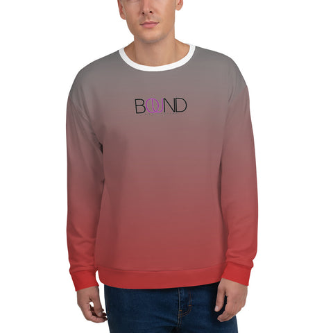 BOUND Pullman Collegiate Crew Neck Sweatshirt