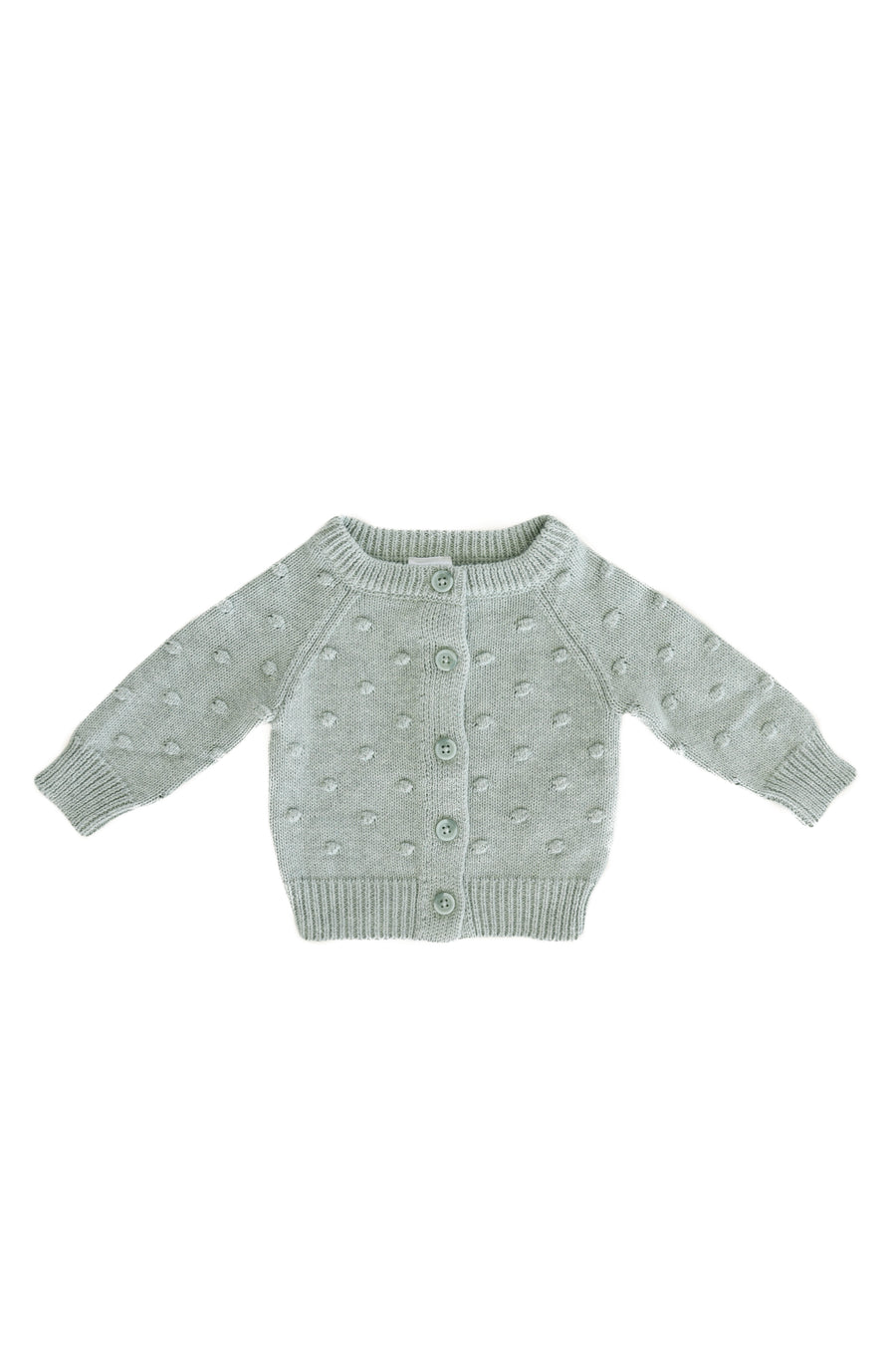 Dotty Cardigan | Seabreeze