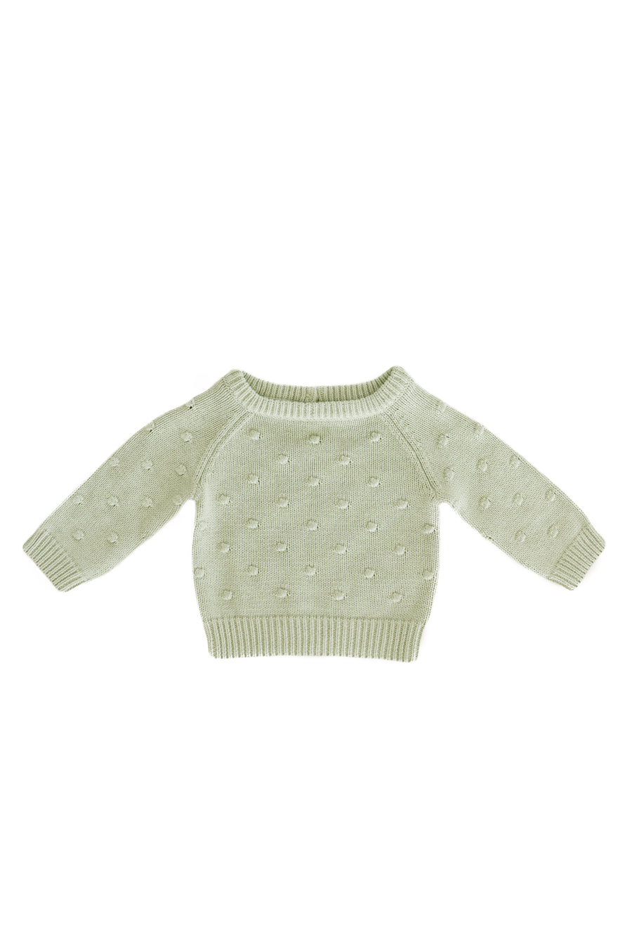 Dotty Knit | Alfalfa Marle