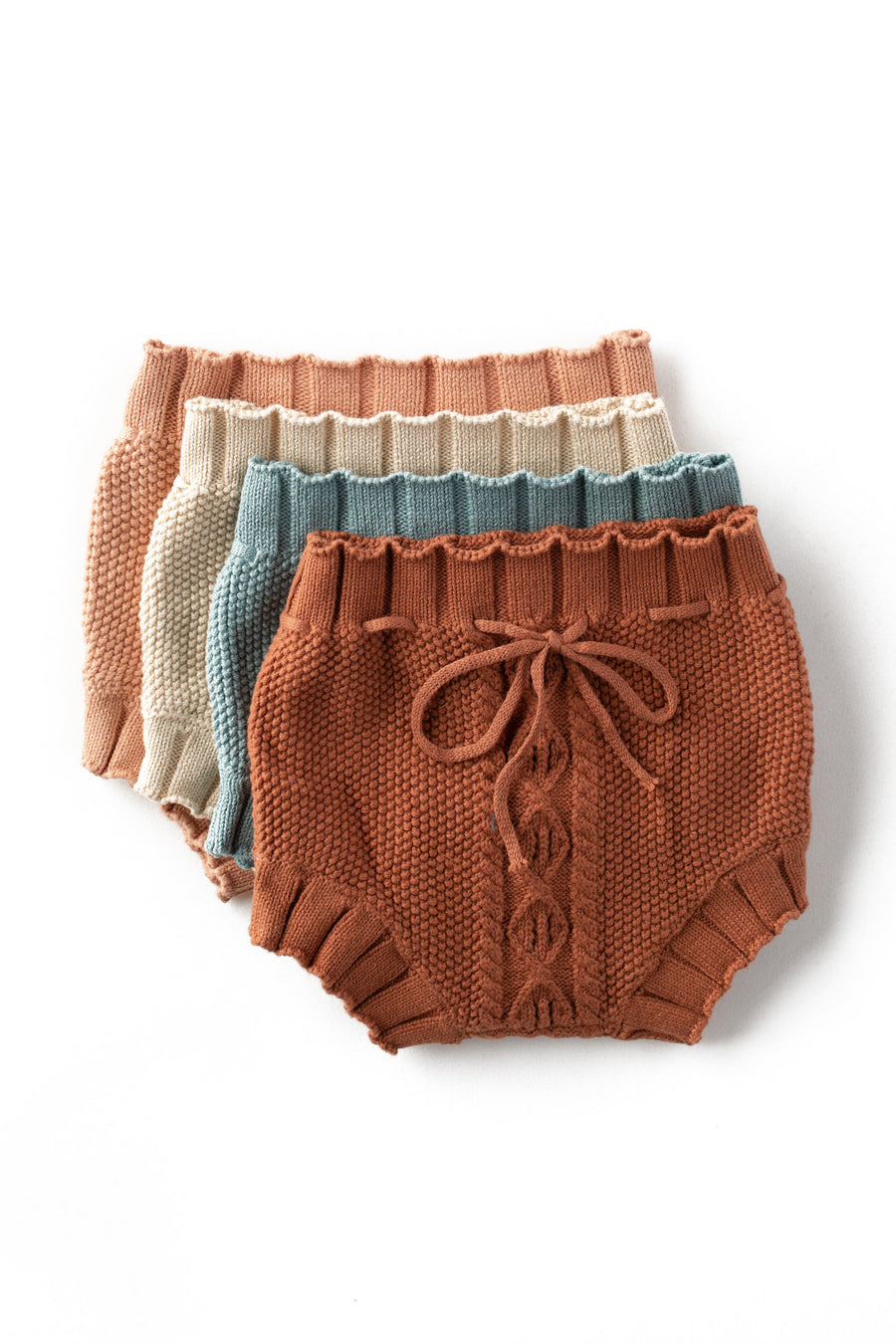 Knit Bloomer | 4 Colors