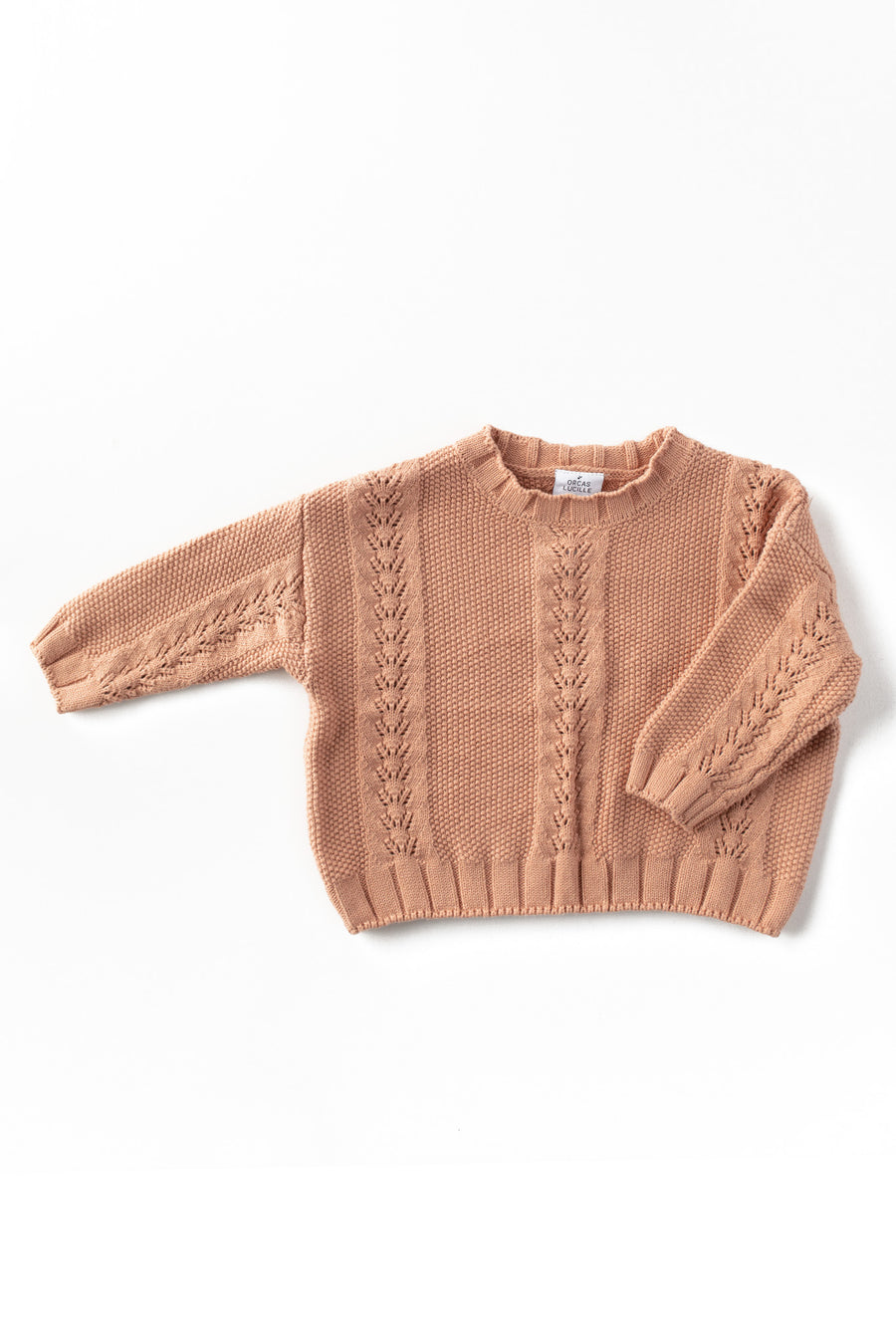 Oversized Knit Sweater | 4 Colors
