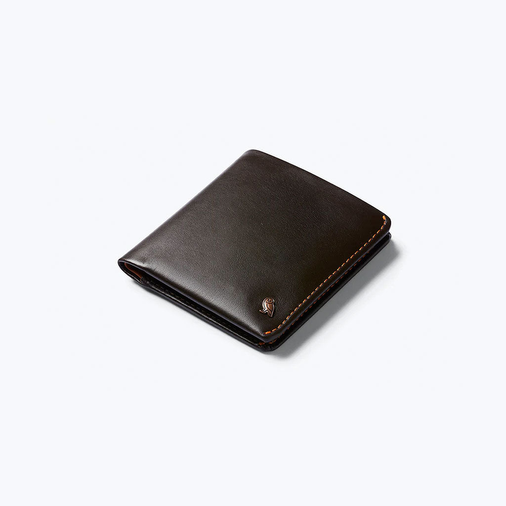 Bellroy Coin Wallet Java Brown