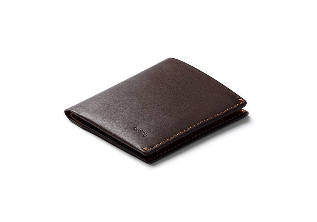 Bellroy Note Sleeve Java Brown