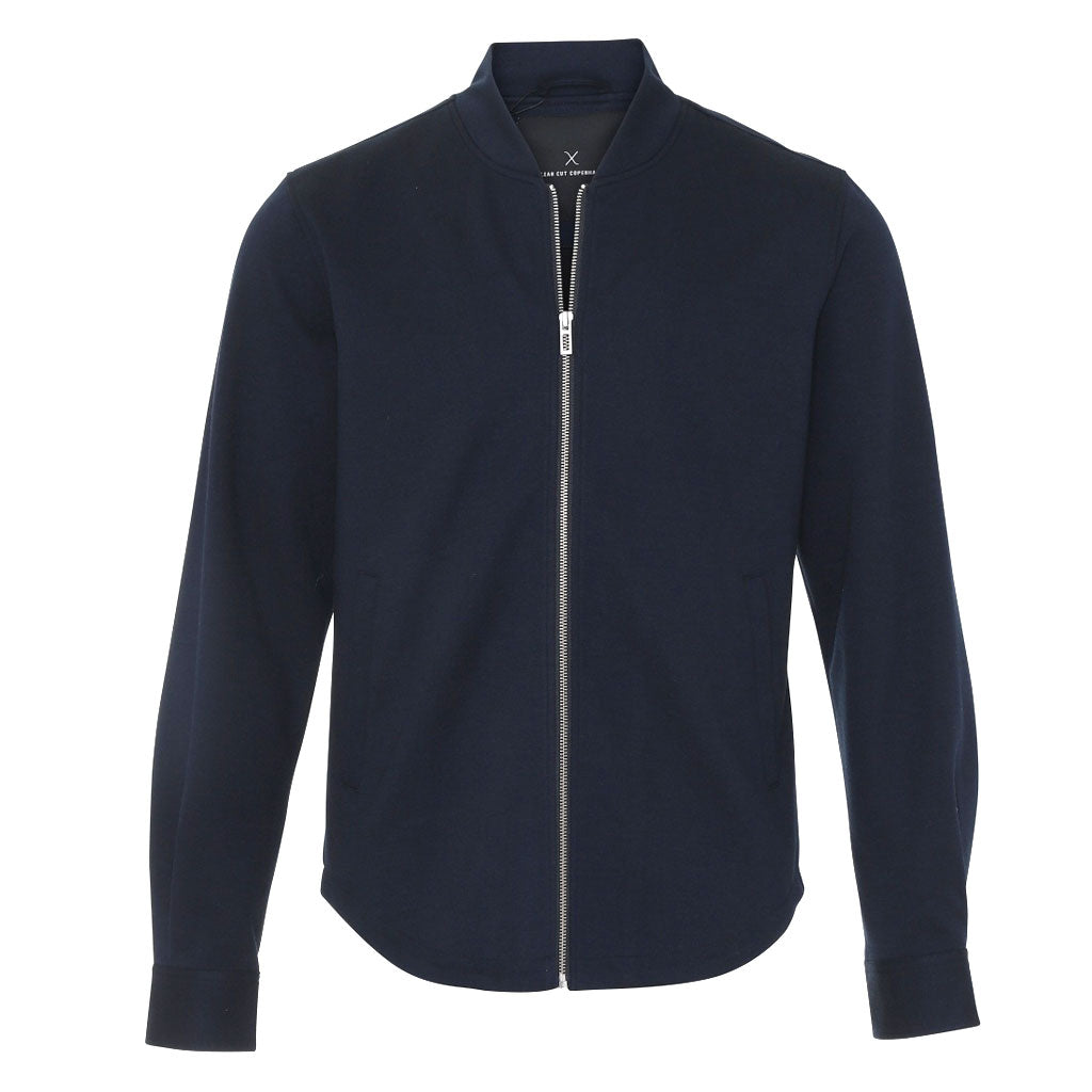 CleanCutCopenhagen Jacket Overshirt Navy
