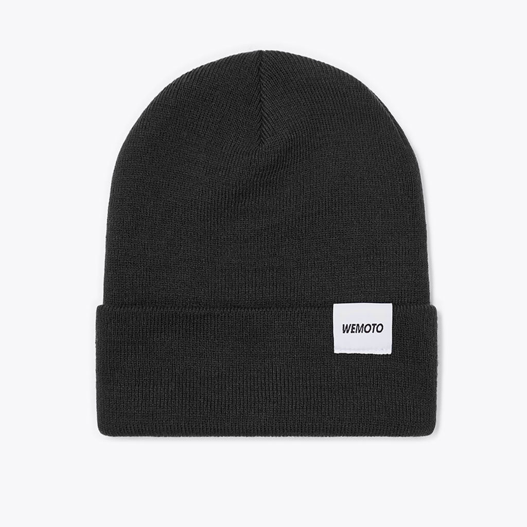 Wemoto Beanie North Black