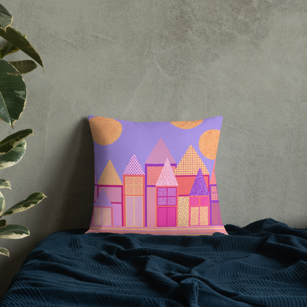 Homes Pillow