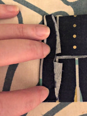 Sew Your Own Fabric Belt