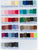 Plastic Open End 56cm Zip- Multiple Colours- The Haberdashery