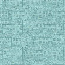 Emmy Grace Little Town Blues- Art Gallery Fabrics- The Haberdashery