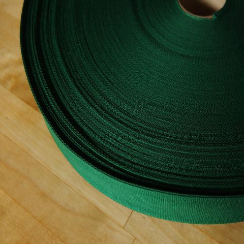 Green Cotton Tape