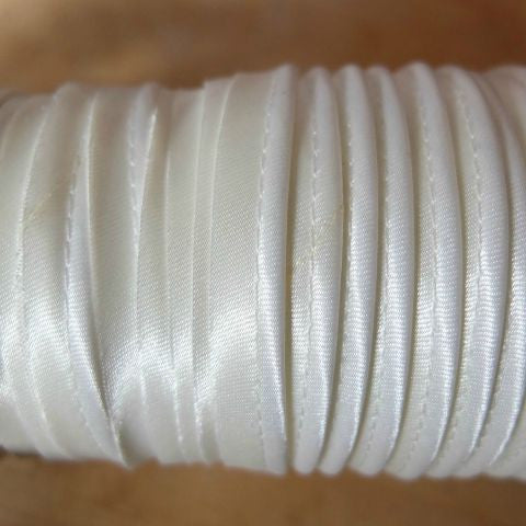 White Coloured Piping Cord