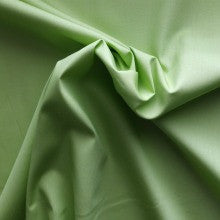 Chartreuse Cotton Poplin