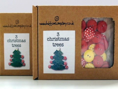 Christmas Trees Kit- The Haberdashery