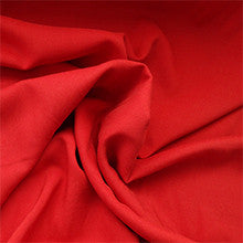 Coral Plain Viscose- The Haberdashery