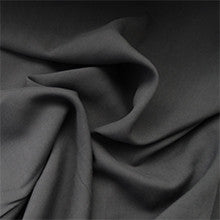 Grey plain viscose