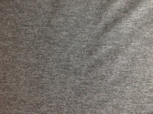 Grey Super Soft Cotton Jersey