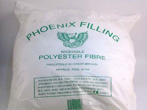 250g Bag of Polyester Filling- The Haberdashery