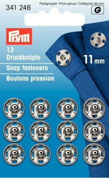 Prym Sew-On Snap Fasteners