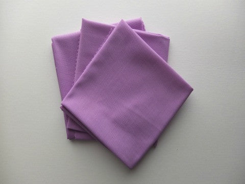 Vintage Plain Purple Fabric