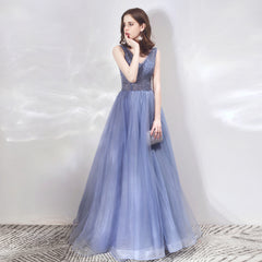 Crystals A-Line Tulle Wedding Dress