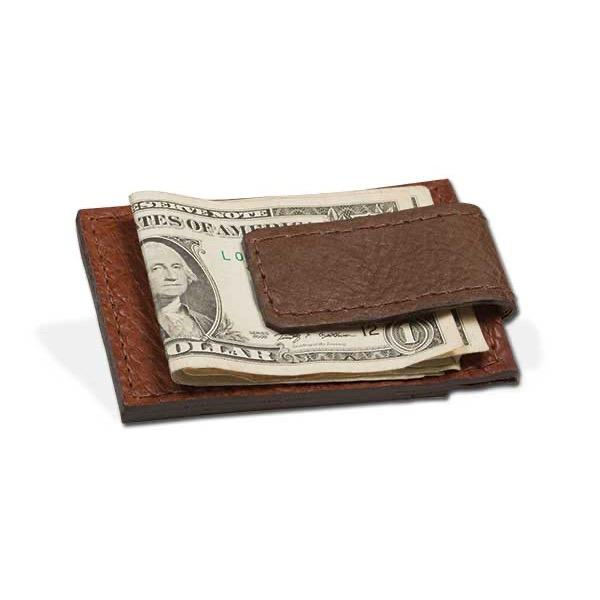 Bison Money Clip Wallet Kit