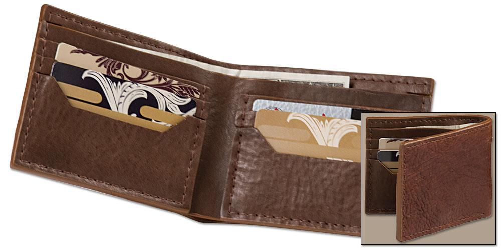 Bison Bi-Fold Wallet Kit