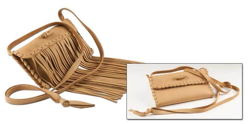 Carly Fringe Bag Kit