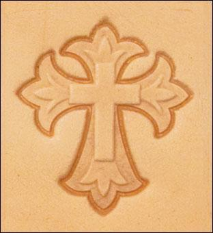 Craftool® 3-D Stamp Cross