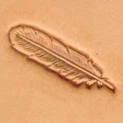 Feather Craftool® 3-D Stamp