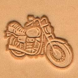 Street Bike Craftool® 3-D Stamp