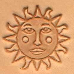 Sun Face Craftool® 3-D Stamp