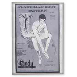 Plainsman Boot Pattern Pack