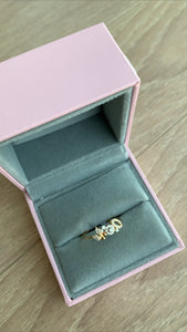 18k Ring - Butterfly - Amal Al Majed Jewellery