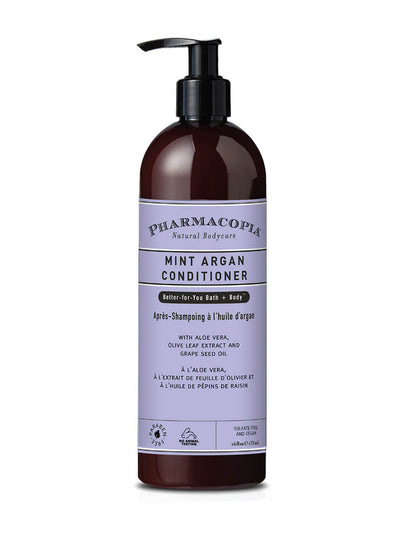 Pharmacopia Mint Argan Conditioner 16oz