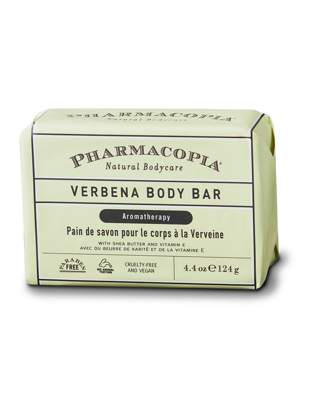 Pharmacopia Verbena Body Bar 4.4oz