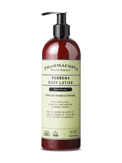 Pharmacopia Verbena Body Lotion 16oz