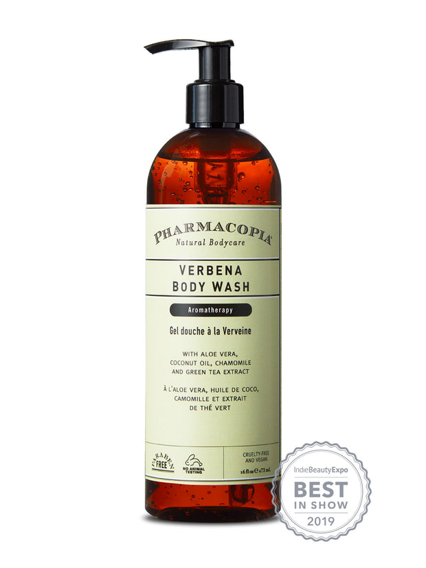 Pharmacopia Verbena Body Wash 16oz