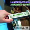 Magnetic Wheel Alignment Gauge