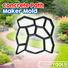 Concrete Path Maker Mold