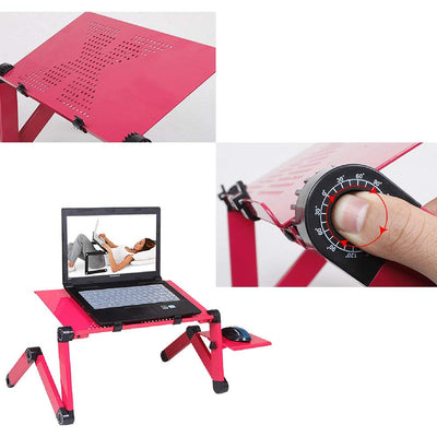 360° Adjust N' Fold Laptop Table Stand