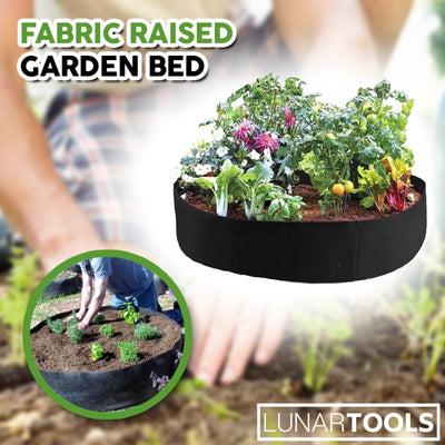 Fabric Raised Garden Bed
