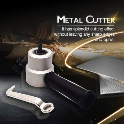 Power Drill Metal Cutter