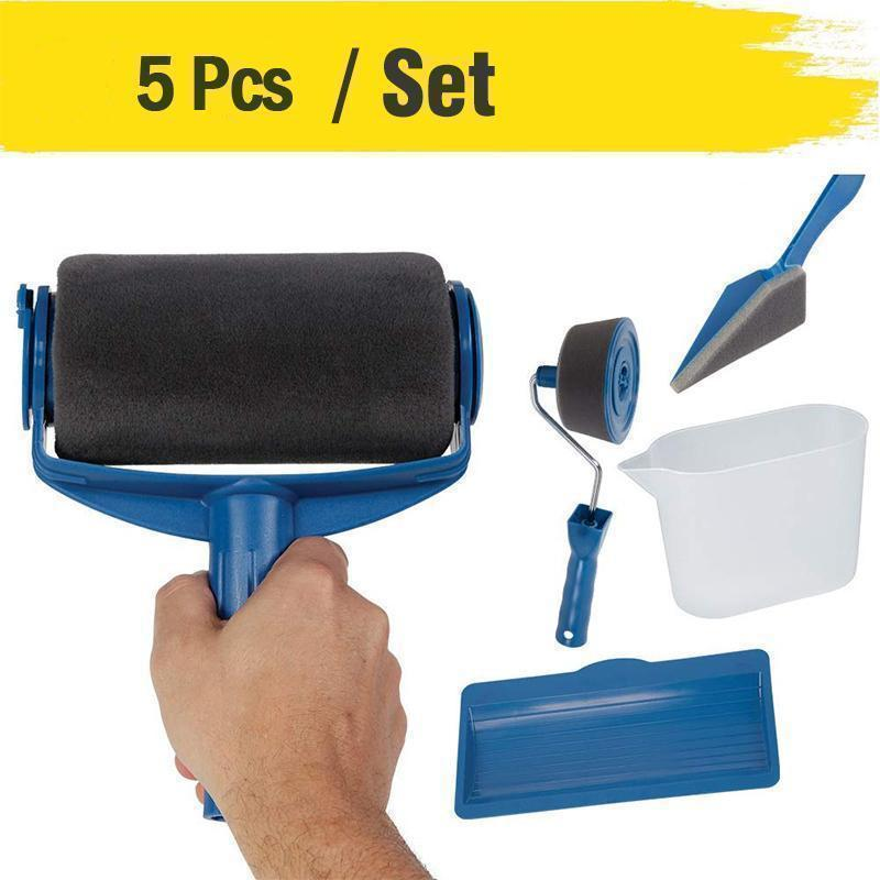 Fill 'N' Roll Paint Roller Brush Set