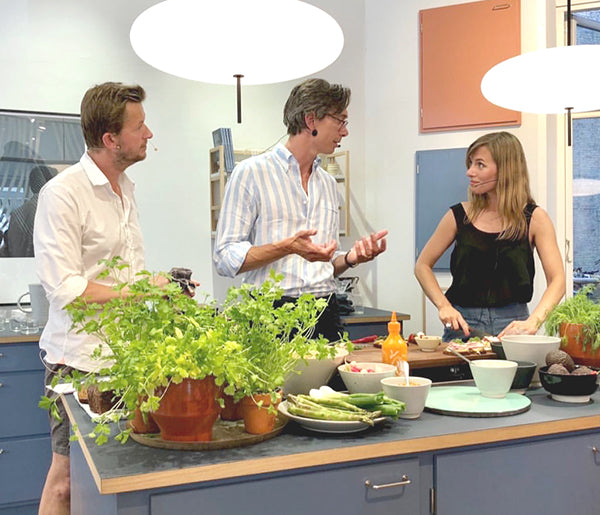 3daysofdesign: Stilleben Kitchen Talks