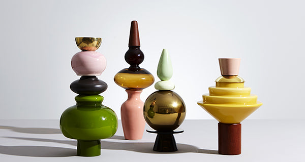 Stacking Sculptures, Sigrid Buus, Stilleben