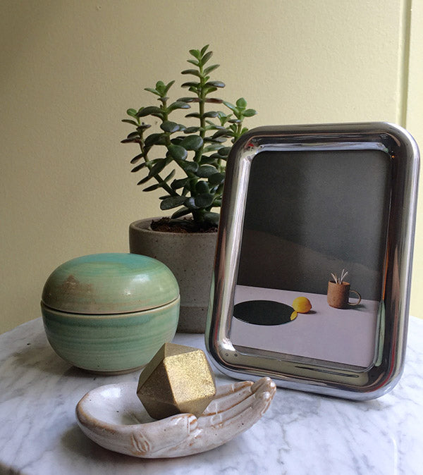 Tableau, Stilleben for Georg Jensen, frames and mirrors