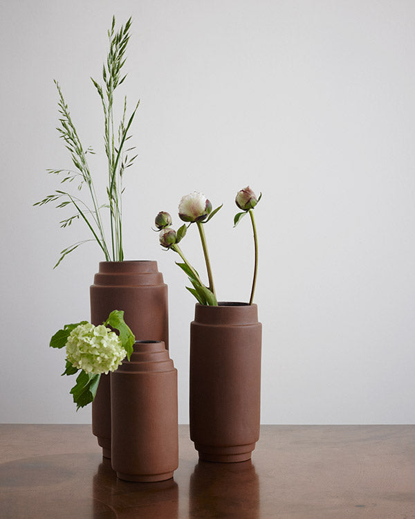 Edge Vase, designed by Stilleben for Skagerak